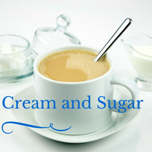 Cream and Sugar