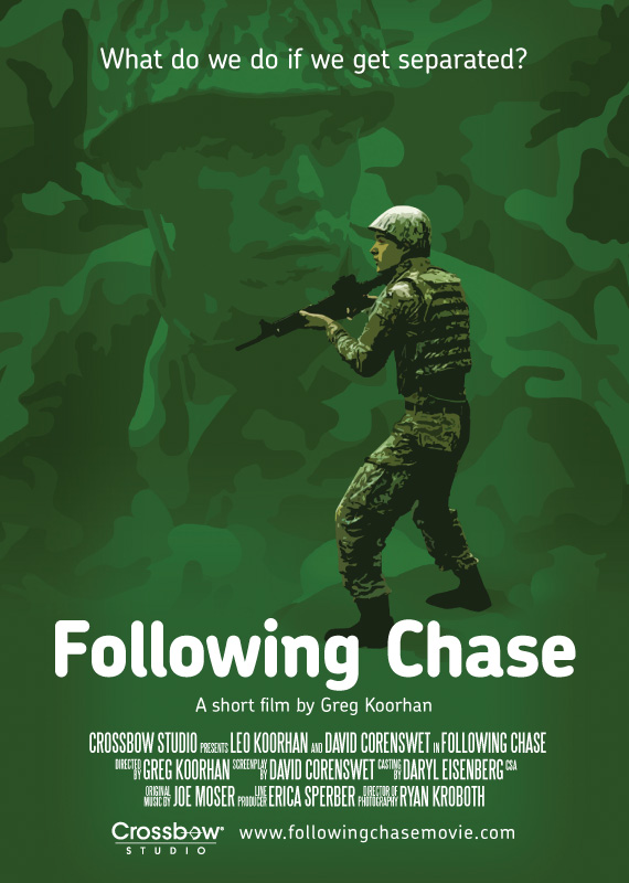 Following Chase, a short film by Greg Koorhan