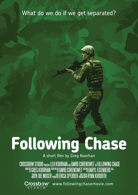 Following Chase, a short film by Greg Koorhan